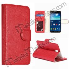 Wholesale Mobile Phone Case for Samsung Galaxy Round G910 Wallet Leather Case