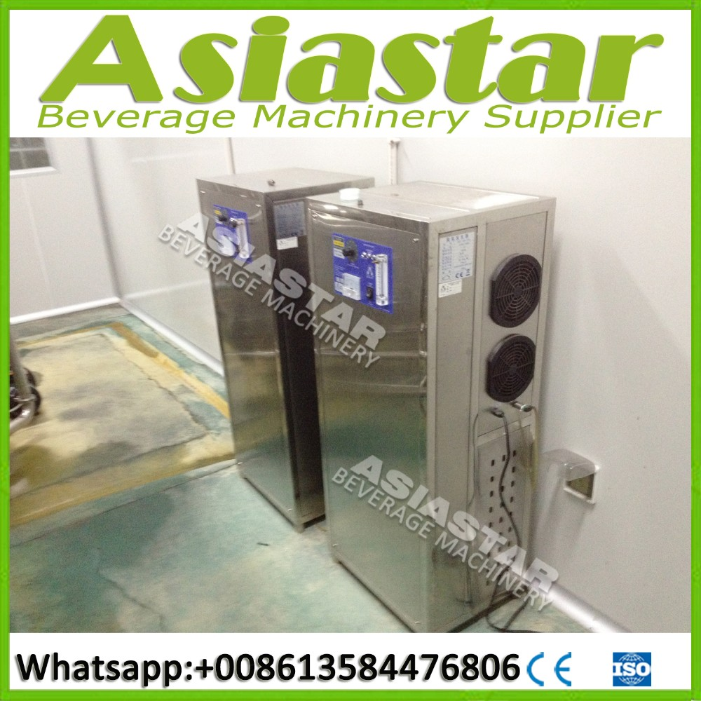 Automatic water purifier water treatment plant for drinking water