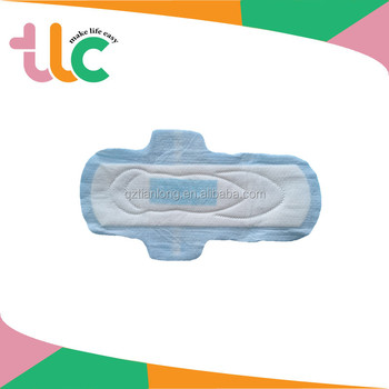 Hygiene products good quality sanitary napkins/pads/ towels top manufacturer in Quanzhou