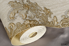 damask wallpaper natural wallpaper for house interior