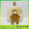 Customized plush backpacks soft animal bag toy plush teddy bear schoolbags