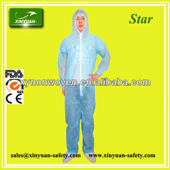 household SPP Coverall