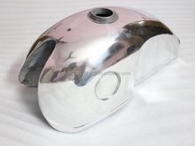 BENELLI MOJAVE 260 360 WARD RIVERSIDE ALUMINUM ALLOY GAS FUEL PETROL TANK CAFE RACER