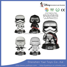 Starwar action figure pop giocattoli Nuova forma <span class=keywords><strong>black</strong></span> <span class=keywords><strong>knight</strong></span> funko pop giocattoli