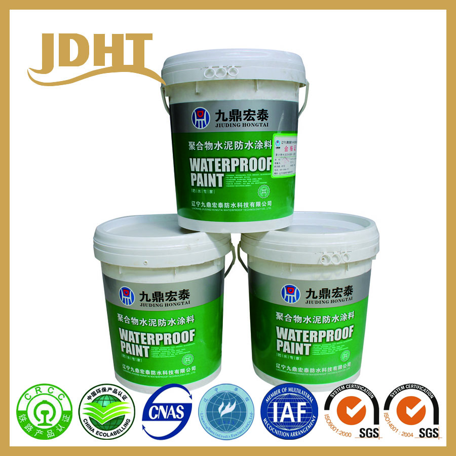 M001 JD-101 JS polymer cement based waterproof floor paint supplier