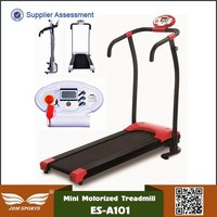 Cheap mini folding running machine