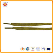 fashion made bulk elastic shoelaces with transparent tips