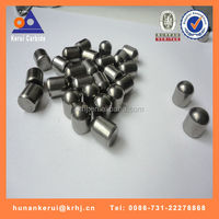 Tungsten carbide rock drilling tool hemispherical insert for percussion drilling,rock drilling tool inserts