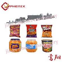 high quality corn fingers snacks food extruder making machine