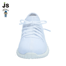 factory hot sales children school sport casual white shoes for kids boys and girls