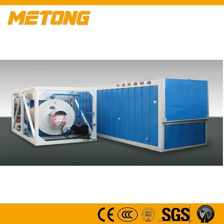 China Metong 4T/H Drummed Asphalt Melting Plant for Construction