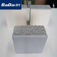 Baidai decoration stone wall panel fireproofing insulation panel