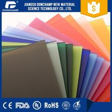 New design plastic perspex hard sheet acrilic laminate with high quality