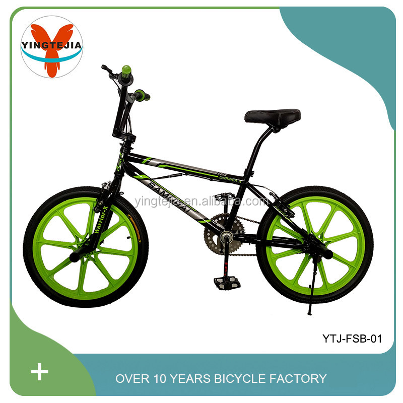 20 inch new product bmx bike with plastic wheel for European market