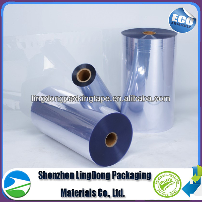 China Manufacturer New product pvc shrink film for packing