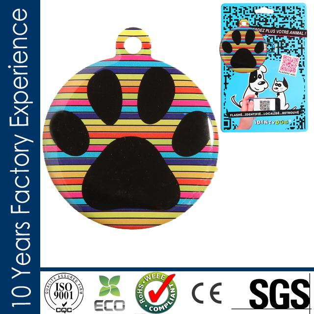 CR-PT2321_pet tag NO MOQ contemporary customized rfid tags pet waterproof tags