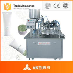 FGF-5 tube filling and sealing machine,manual cosmetic tubes filling machines,tube packaging machine