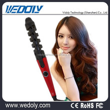 Easy to Use LED display hot tongs curling irons