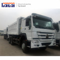 SINOTRUK HOWO New Dump Trucks in stock