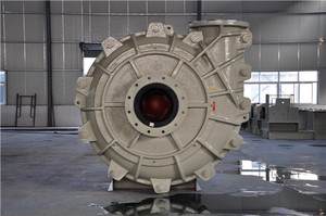 Factory price slurry pump for gold mine