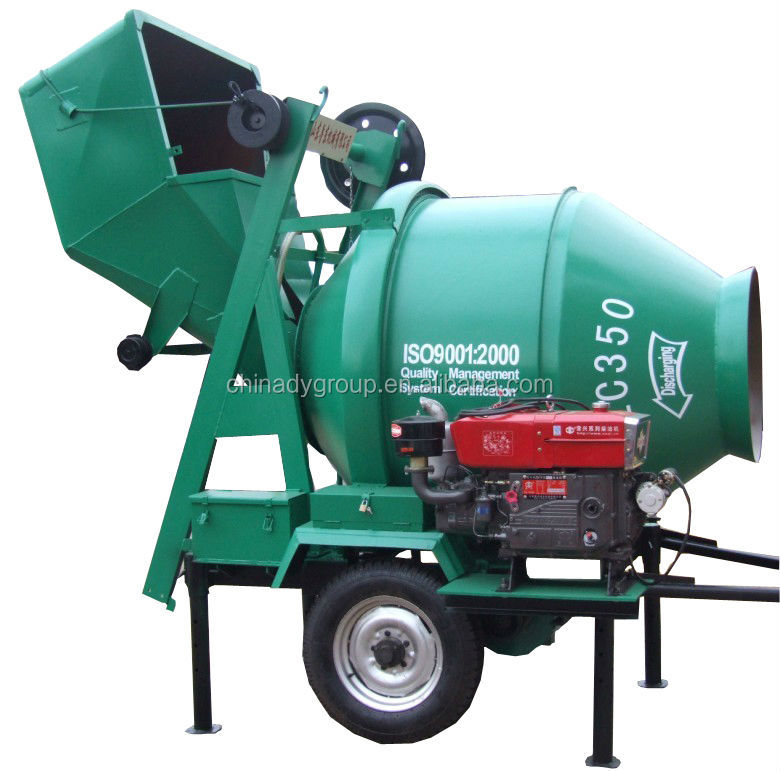 JZC 250 concrete mixer/used cement mixer machine