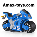 14278-2.4GHz 1/8 4D Dynamic Gravity Sensor Motorcycle High Simulated Controller 180° Drifting RC Car