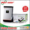 5kva/4kw 48vdc inverter solar pv charge controller power inverter with charger