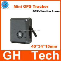 GH Mini voice monitoring gps tracker V8S anti-theft positioning communicator for kids Vechile car