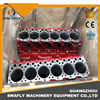 Reliable Quality Excavator Hino P11C Engine Cylinder Block For Kobelco SK460-8