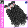 New Fashion Womens Curly Wavy Synthetic Cosplay Brazilian Human Hair Wig