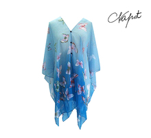 Wholesales boho hippie Chiffon clothes bangkok thailand dress