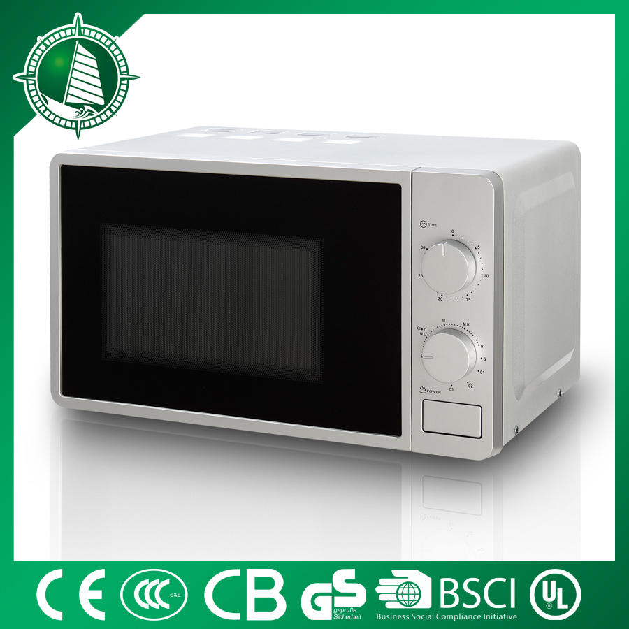 20L top quality home use microwave oven cabinet/portable microwave oven price image
