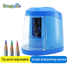 Manufacture AUTO STOP usb or ac power or battery electric pencil sharpener