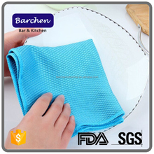 Stainless Steel Microfiber Cleaning Cloth
