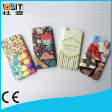 Sublimation Printing Mold for iPhone 5/5S 3D Film Case, 3d printing tool for film phone case