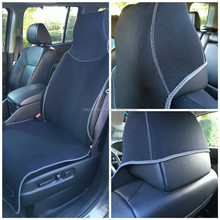 3mm Elastic strap car seat cover
