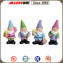 Chinese Manufacturers funny Garden Resin Statue Gnome Figurine Wholesale