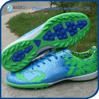 2015 NEW Broken nails men and women football shoes with children's falcon pattern