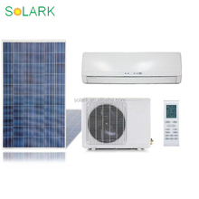 solar powered split home used air conditioner