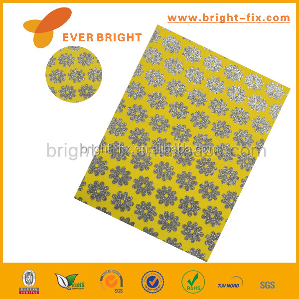 Wholesales EVA Glitter Foam Sheet,EVA <strong>Plastic</strong> <strong>Material</strong> for Hand Craft,Good Selling EVA Foam Sheet 2mm