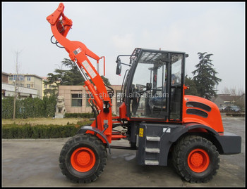 New construction machine heavy equipment wheel loader price