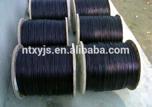 New China products galvanized bright steel wire rope