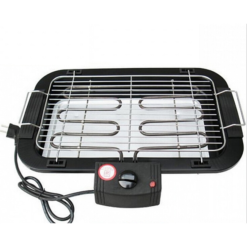 Zogift 2000w smokeless home tabletop indoor electric bbq grill