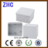 waterproof outdoor small electrical junction box ip65 cable junction box