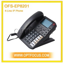 IP Telephone for free calls, VoIP Phone EP-8201