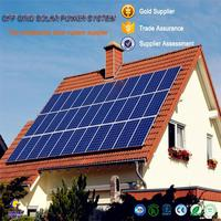 3kw off-grid solar power system with battery solar panel system 3000w for home use