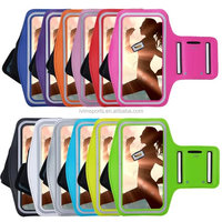 Hot sale sport mobile phone armband for iPhone 6