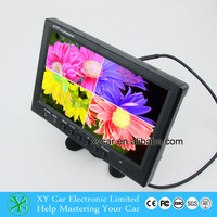 9inch 12V~24V 4 AV input car camera split screen quad monitor XY-2091Q