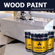 Easy Sanding Polyester White Primer , Wood Paint , Furniture paint