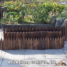 Wood Plastic Fence Small Garden Fence Wholesale For Sale
